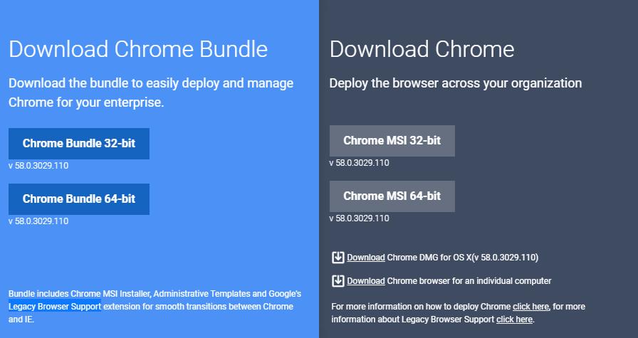 กูเกิลออก Chrome Enterprise Bundle จัดชุดสำเร็จเพื่อการใช้งานในองค์กร
