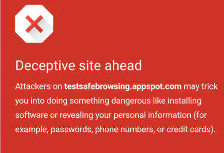 Google says its Safe Browsing tool now protects over 3 billion devices