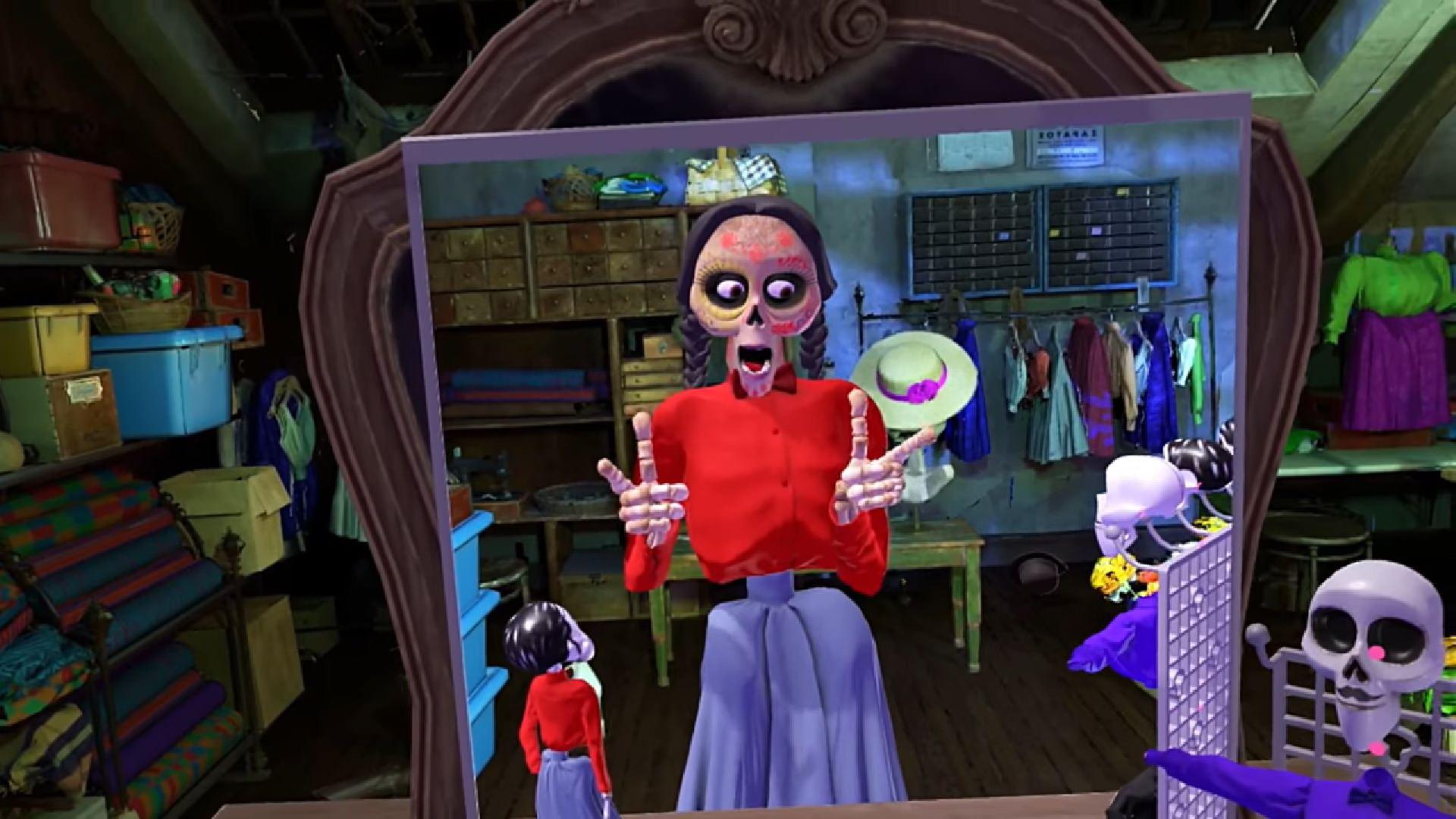 Pixar โปรโมทหนังใหม่ Coco ด้วย VR แปลงร่างเป็นโครงกระดูกสำรวจโลกหลังความตาย
