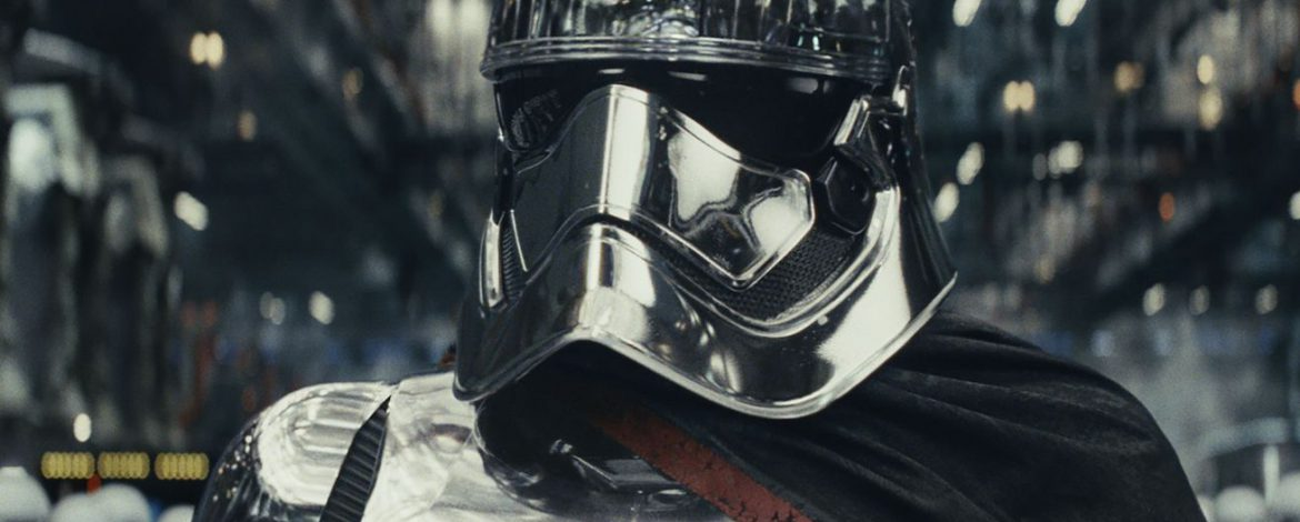 Phasma's deleted scene from Star Wars: The Last Jedi is the version fans deserved
