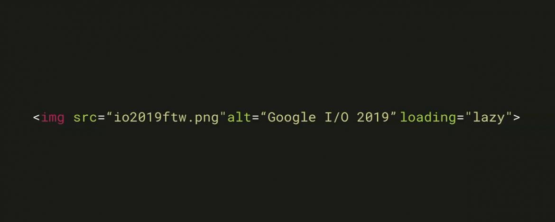 Chrome จะรองรับ Lazy Load รูปภาพที่ตัวเบราว์เซอร์เลย ไม่ต้องเขียนโค้ดอีกแล้ว
