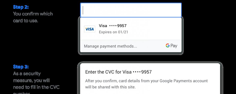 จ่ายเงินทันใจ Chrome กรอกเลขบัตรเครดิตให้อัตโนมัติ แม้ไม่เคยใช้บัตรบนเครื่องนั้นมาก่อน