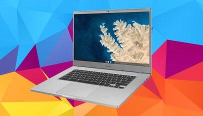 Samsung's New Budget Chromebook Boasts Super Slim Bezels