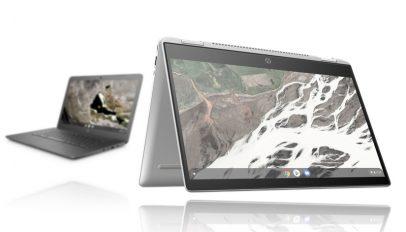 HP's New Business Chromebooks Have Impressive Specs, So-So Designs