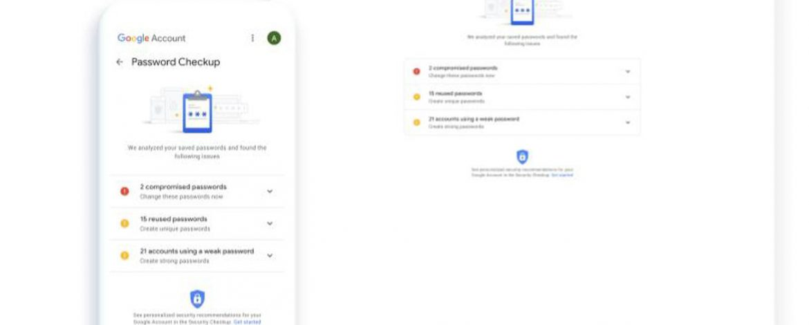 Google is making it easier to check if your passwords have been compromised in a data breach