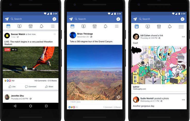 Facebook เป็นแอปที่ไม่ใช่ของ Google ตัวแรกบน Android ที่มียอดดาวน์โหลดทะลุ 5 พันล้านครั้ง