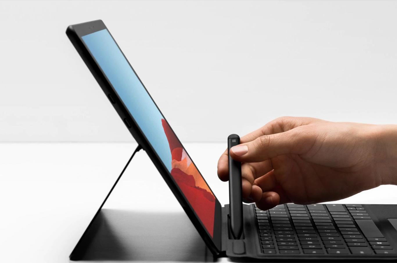 สรุปรีวิว Microsoft Surface Pro X แอปยังทำงานกับชิป ARM ไม่สมบูรณ์