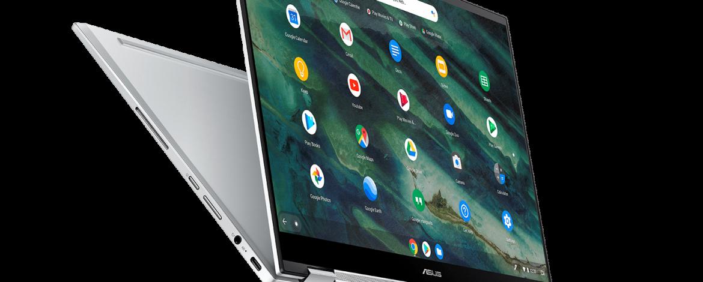 ASUS เปิดตัว Chromebook Flip C436 ภายใต้ Project Athena หนัก 1 กิโล, ใช้ได้ 12 ชั่วโมง