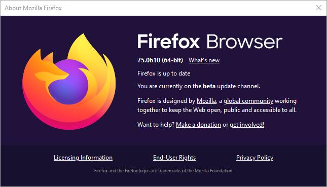 ไม่ต้องเลื่อน Firefox ยังรักษาตารางการออกเวอร์ชัน แต่ใช้วิธีลดฟีเจอร์ลง