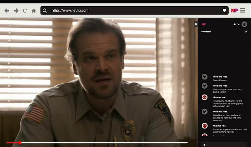 แนะนำ Netflix Party ส่วนขยายบน Chrome ชวนเพื่อนดูหนัง/ซีรีส์พร้อมกันแบบออนไลน์